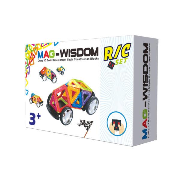 Mag-Wisdom Колеса на радиоуправляемом пульте