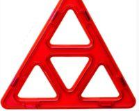 Mag-Wisdom деталь Треугольник равнобедренный большой