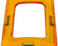 Mag-Wisdom отдельная деталь Прямоугольник изогнутый малый